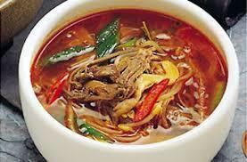 Yukkeyan汤