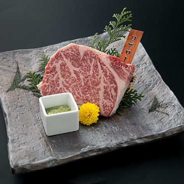 Riblose steak / three special selections