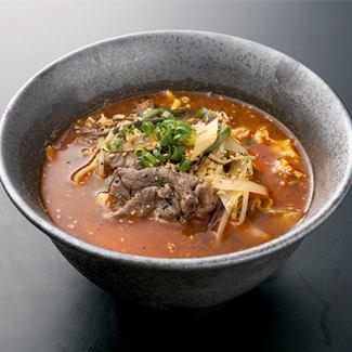 갈비탕 / 丸鶏 스프