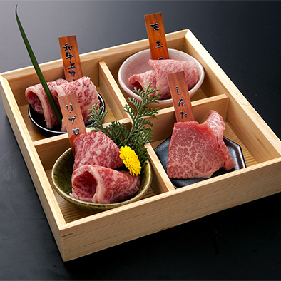 Boast our shop! Please destroy the rare parts of Wagyu once!