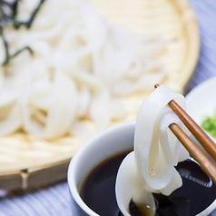 ざるきし麺
