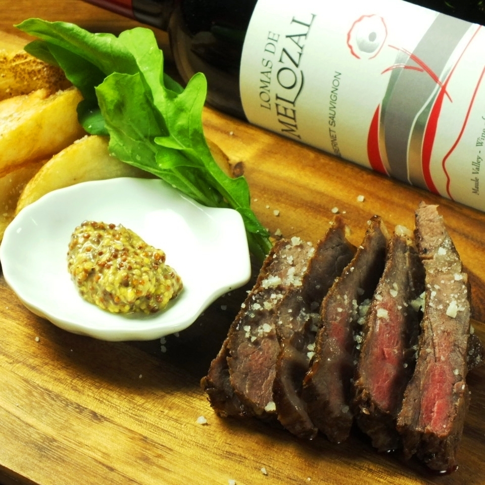 Mature Meat Phantom Hornless Wagyu Beef Ribulose Grill 100 g