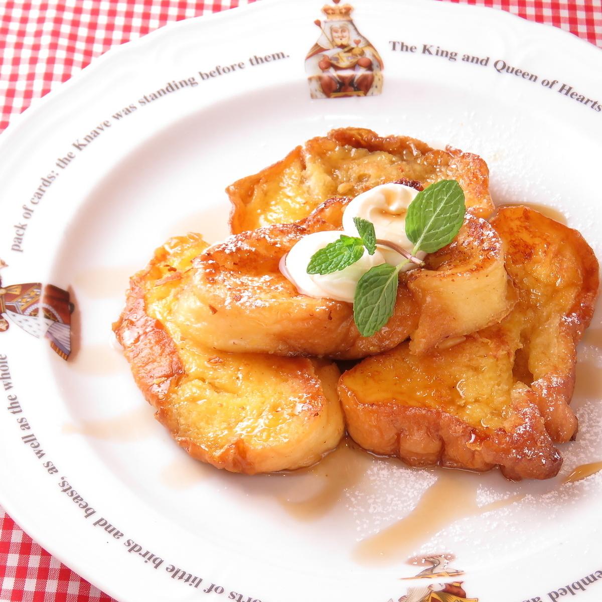 French toast - Hokkaido Mascarpone -