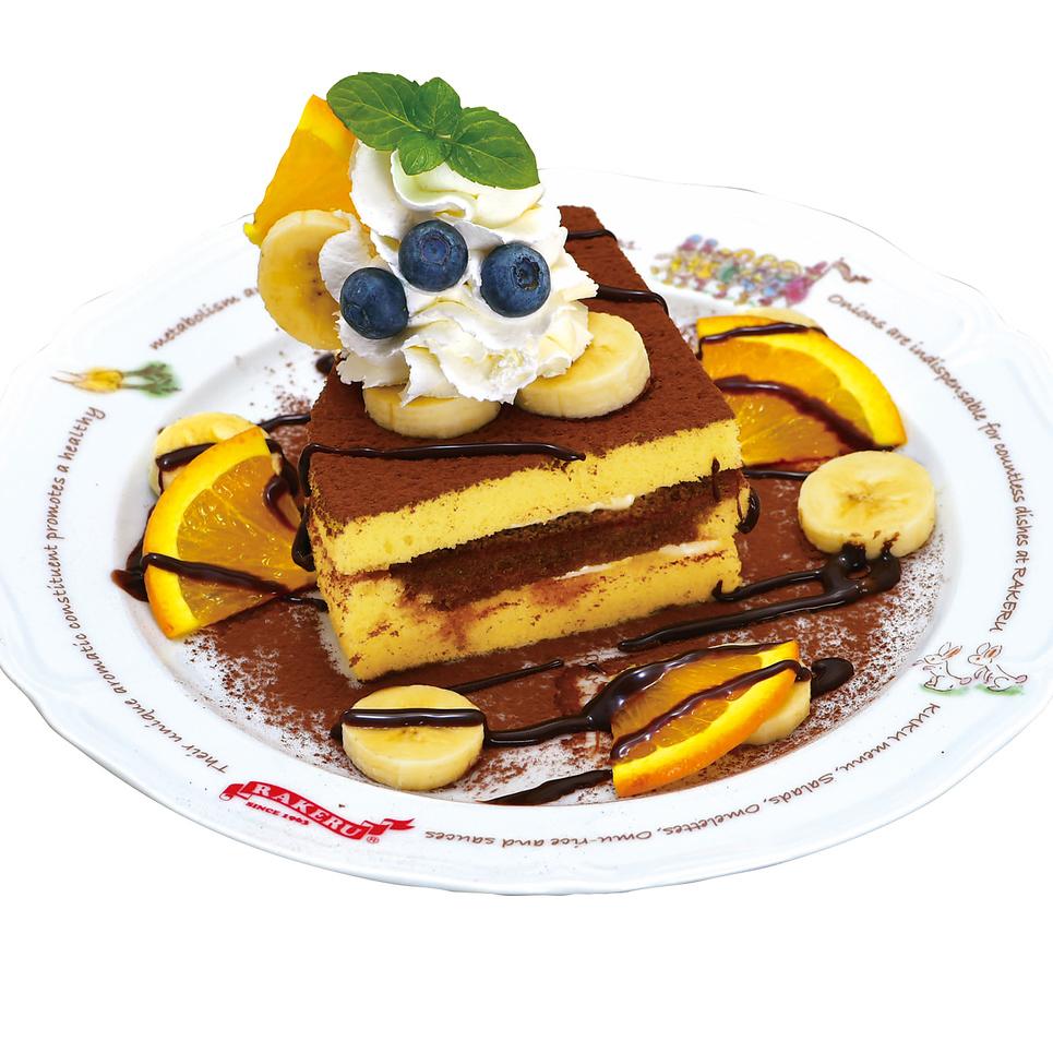 홋카이도 치즈 크림 바나나 티라미수