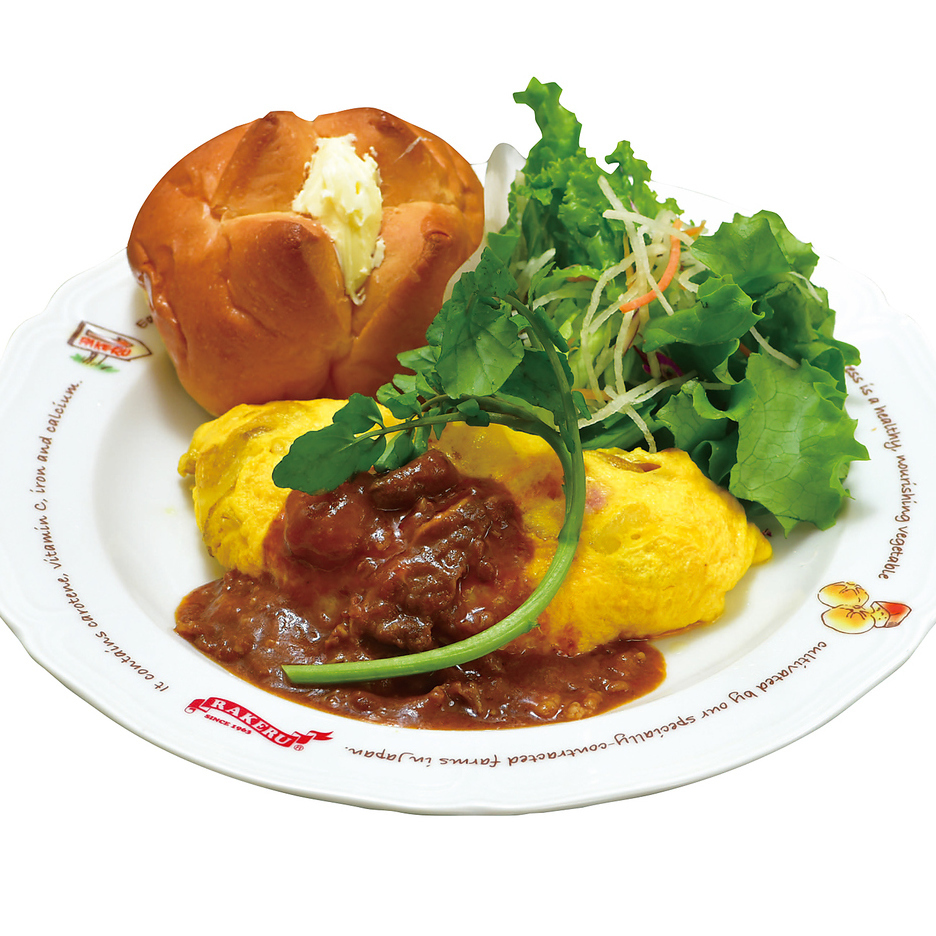 KUKU potato omelette