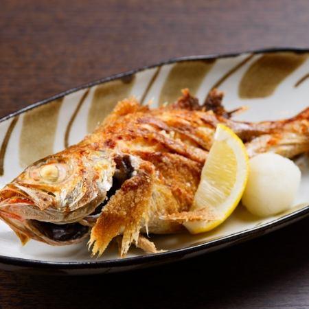 日比野市場おすすめ 焼き魚