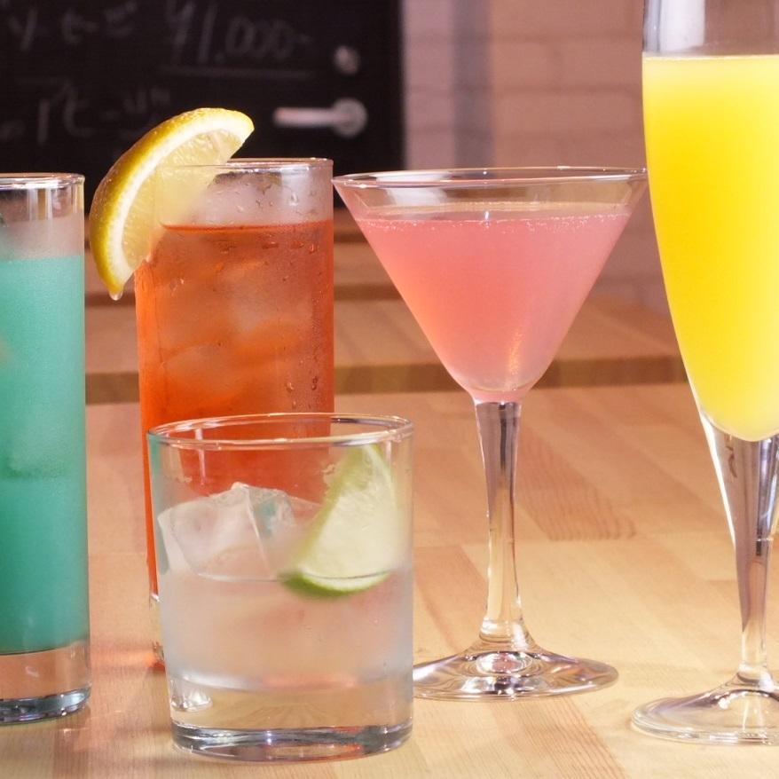 Boasting creative cocktail ♪