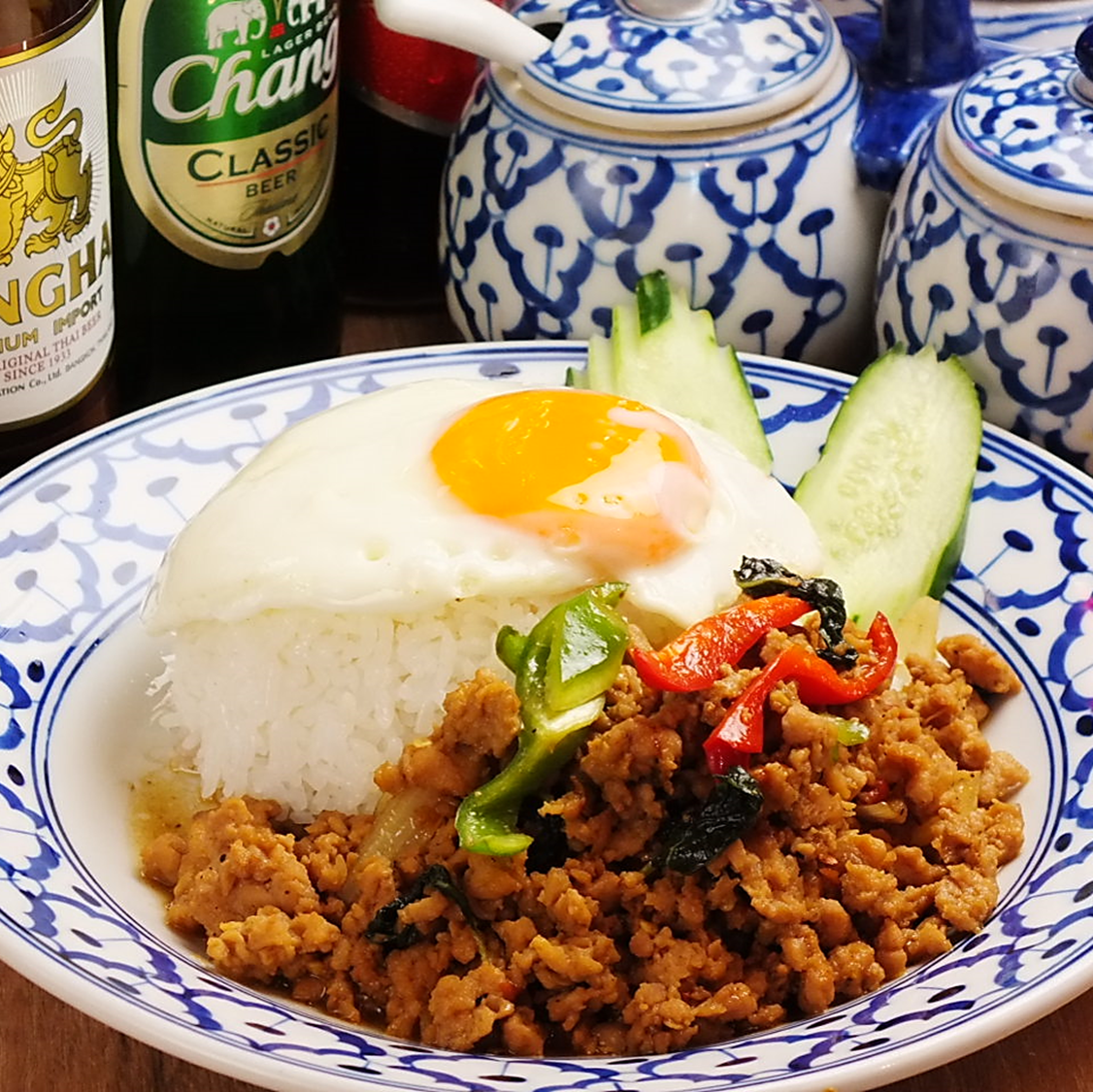 Gapa Rice / Cao Man Gai
