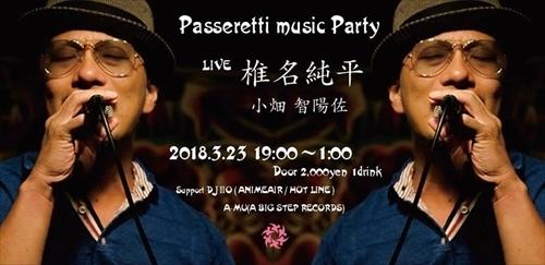 PASSERETTI MUSIC PARTY