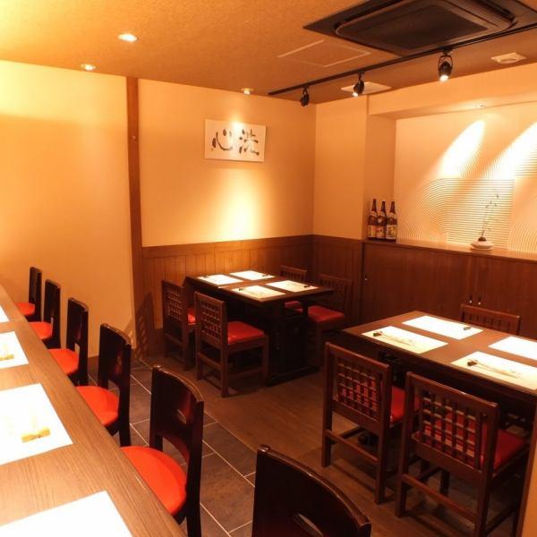 然而地道美食,隨時到店的魅力在於你可以不用Kashikomara享受。食物也堅持到課程的飲料。該憲章也可以,所以就要求,請請隨時與我們聯繫。