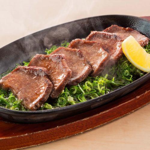 ■牛タンステーキ