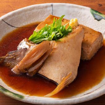 ■本日の煮魚