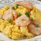 海老卵炒め
