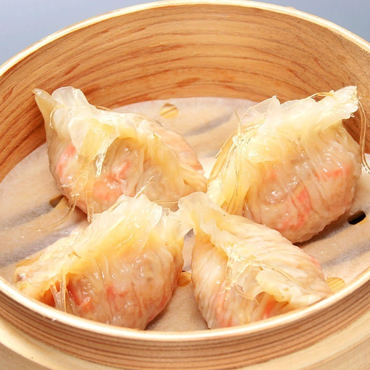 Shark's fin dumplings