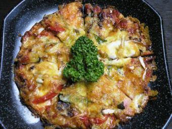 ミックス pizza