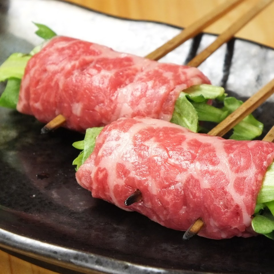 日本牛肉卷