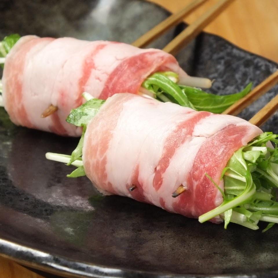 Mangalica猪肉卷