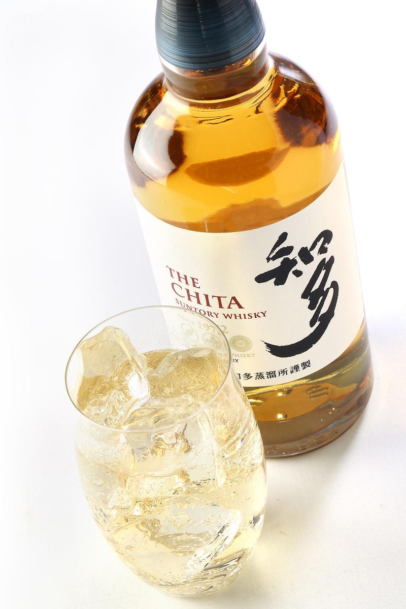 Chita wind fragrant highball