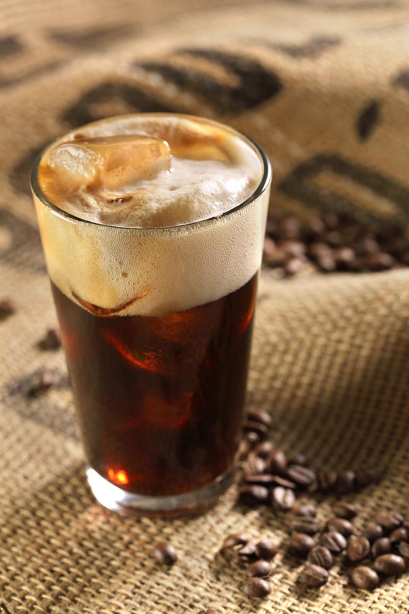 咖啡滴高球