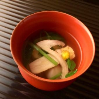 【Ayaba】 Recommended for people who want to enjoy seasonal dishes casually 【4320 yen】 (All-you-can-drink all-you-can-eat)