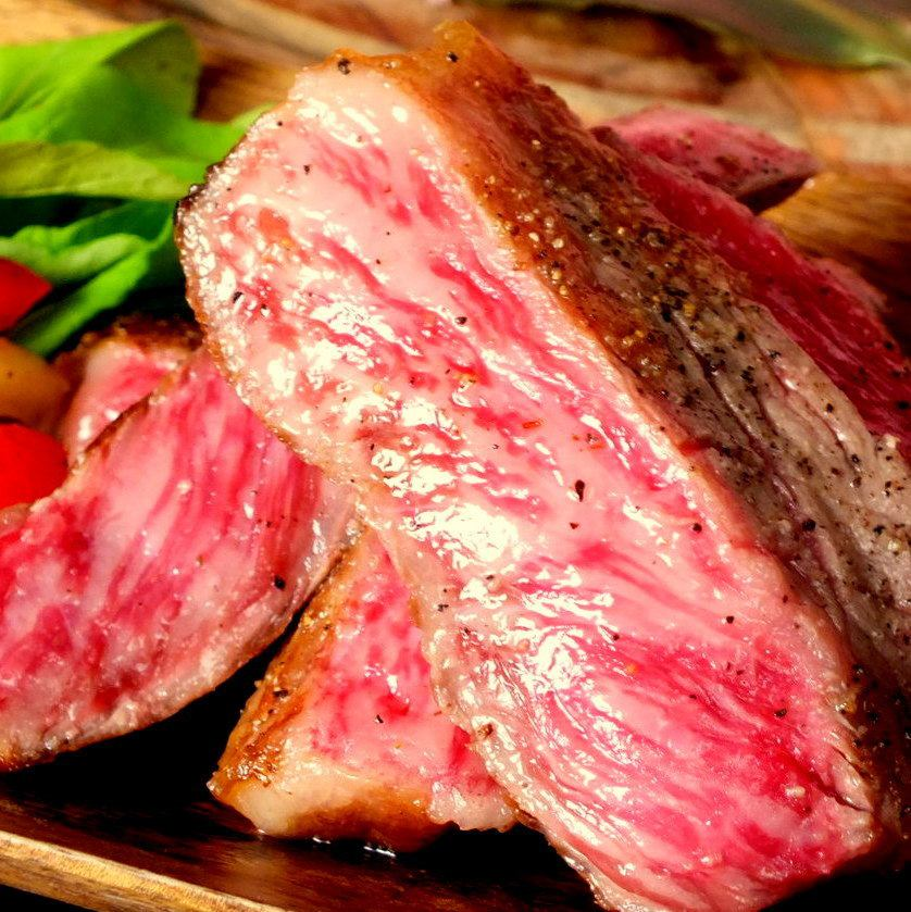 【Kuroge Wagyu】 Olive cow is soft and refreshing feature ★