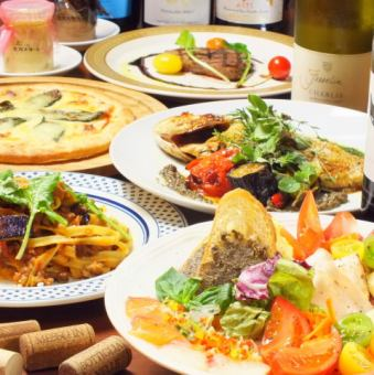 【Luxury course】 2 hours with all you can drink 8 items in total 5500 yen