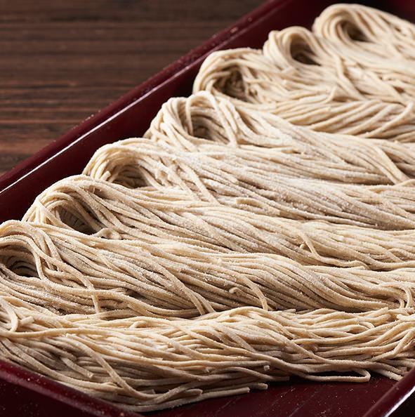 Edoku Edo用很好的喉嚨切Edo蕎麥麵