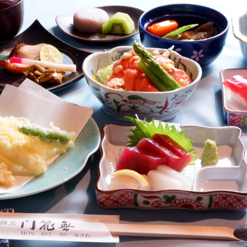 【法要】日本料理 全10品 5500円コース