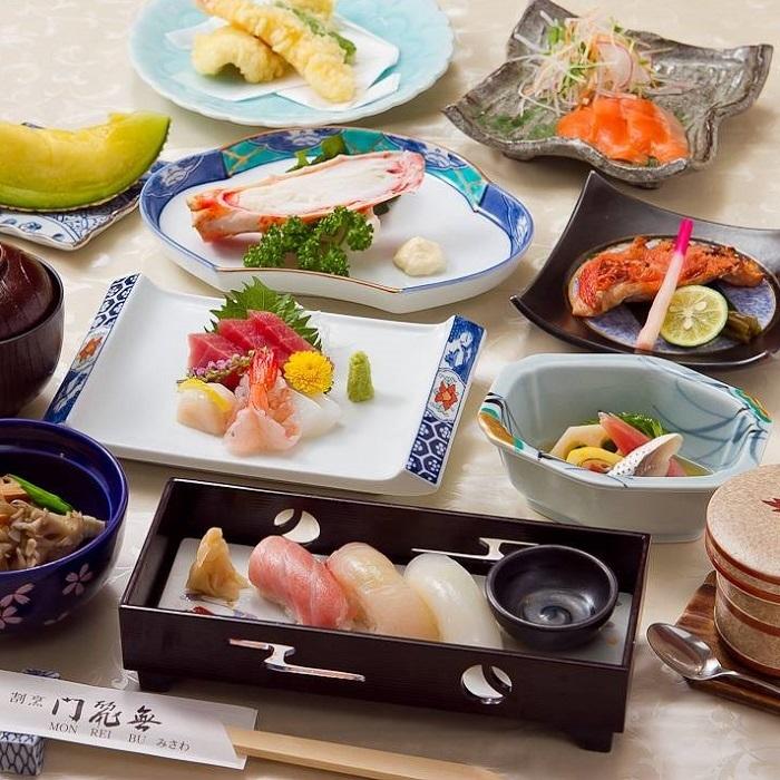 【法要】日本料理 全11品 6500円コース