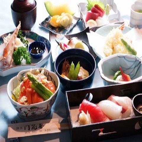 法要特別・日本料理コース各種※予約制