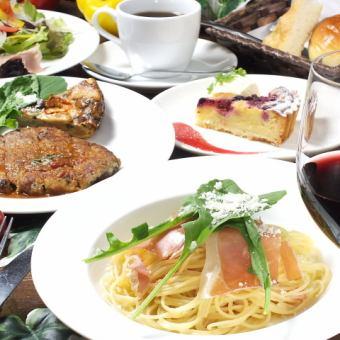 【Course B】 Fish course 2980 yen