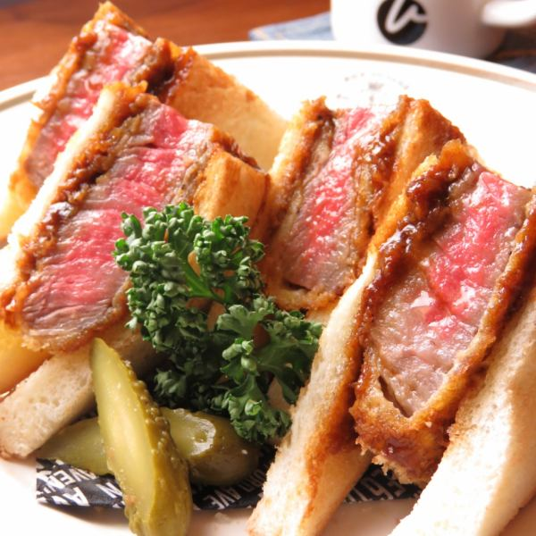 【Back menu】 Reservation required 5 days in advance ★ Nasu beef's catsand