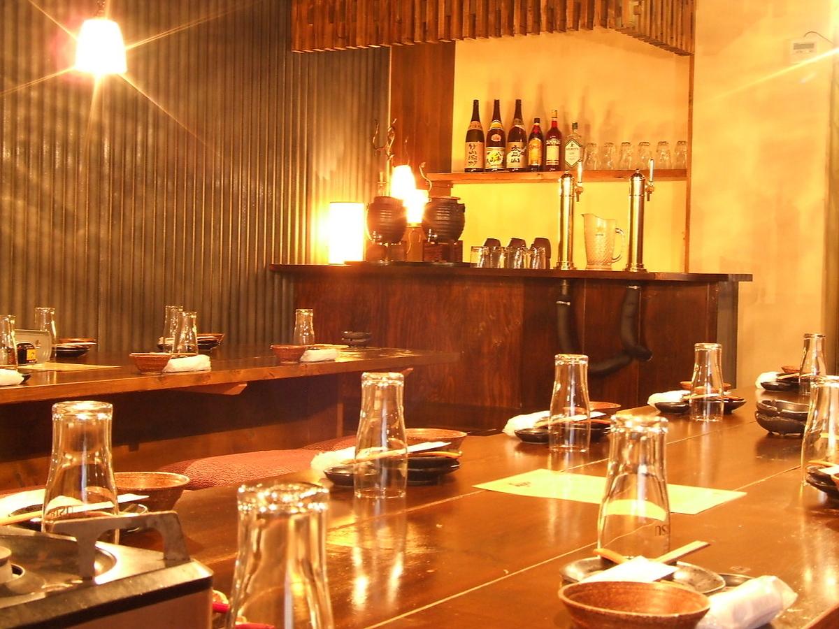 Mori Otsutetsu宴會廳可容納50至70人