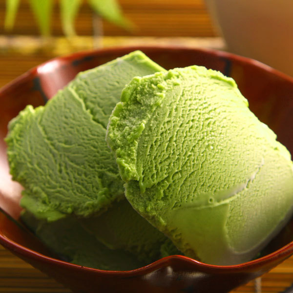 抹茶冰淇淋