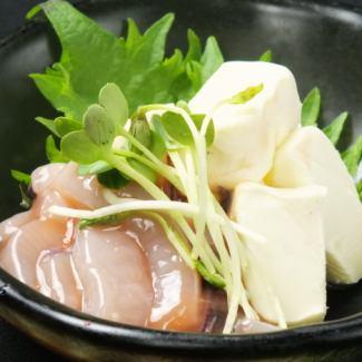 【佐賀県】クリームチーズの塩辛のせ