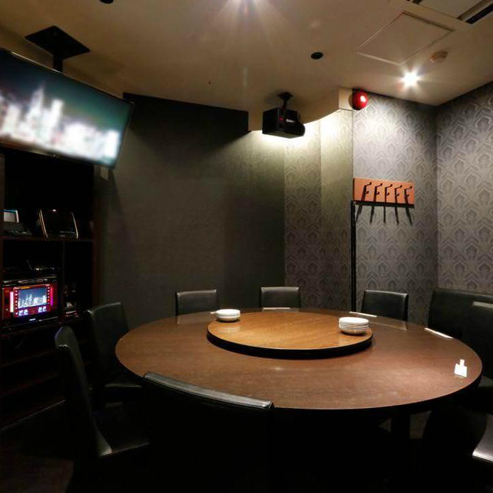 706間客房~12人◆在大圓桌,中國氣氛!