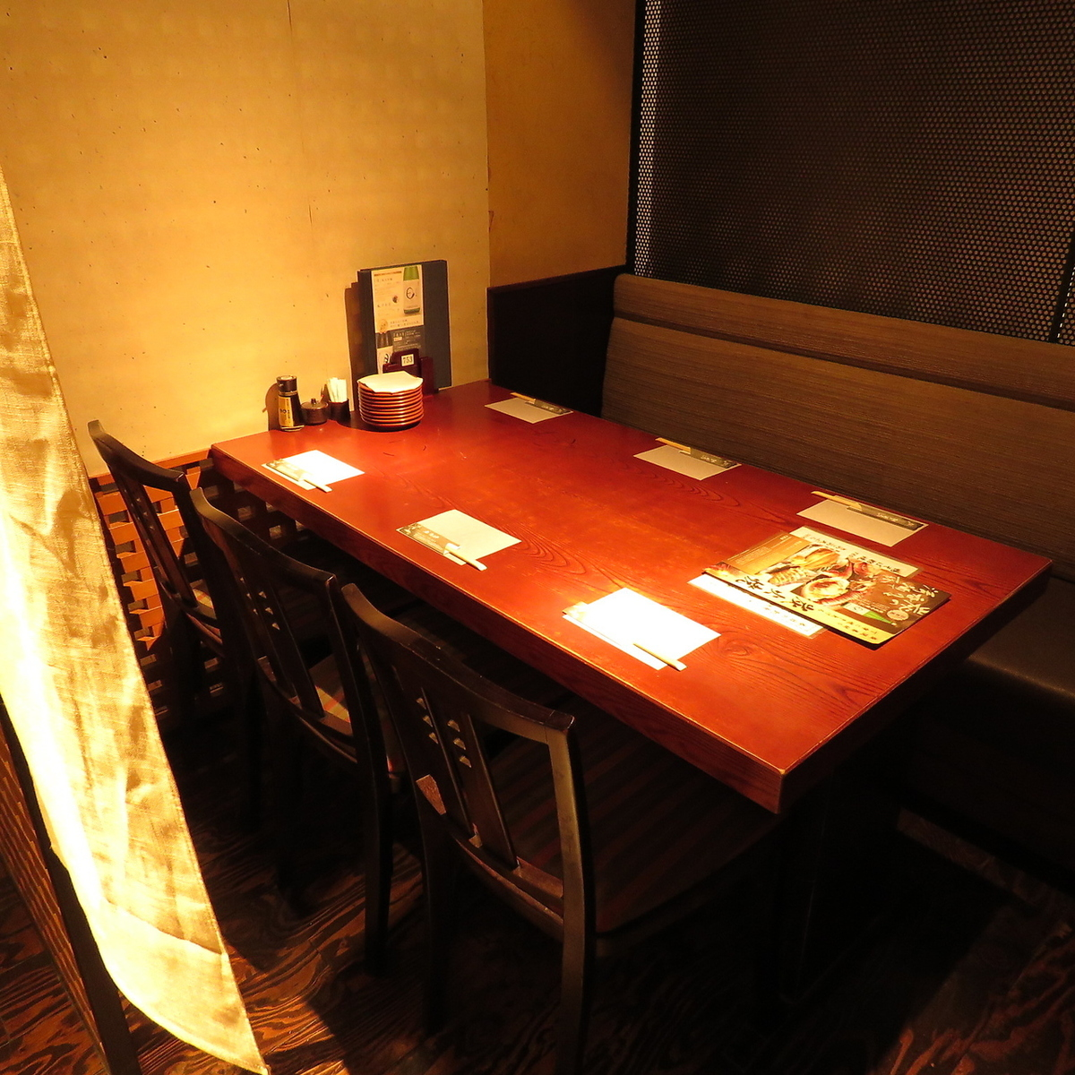 【Individual room enrichment】 There is also a Nikko private room!