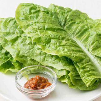 包み野菜/ポテトサラダ