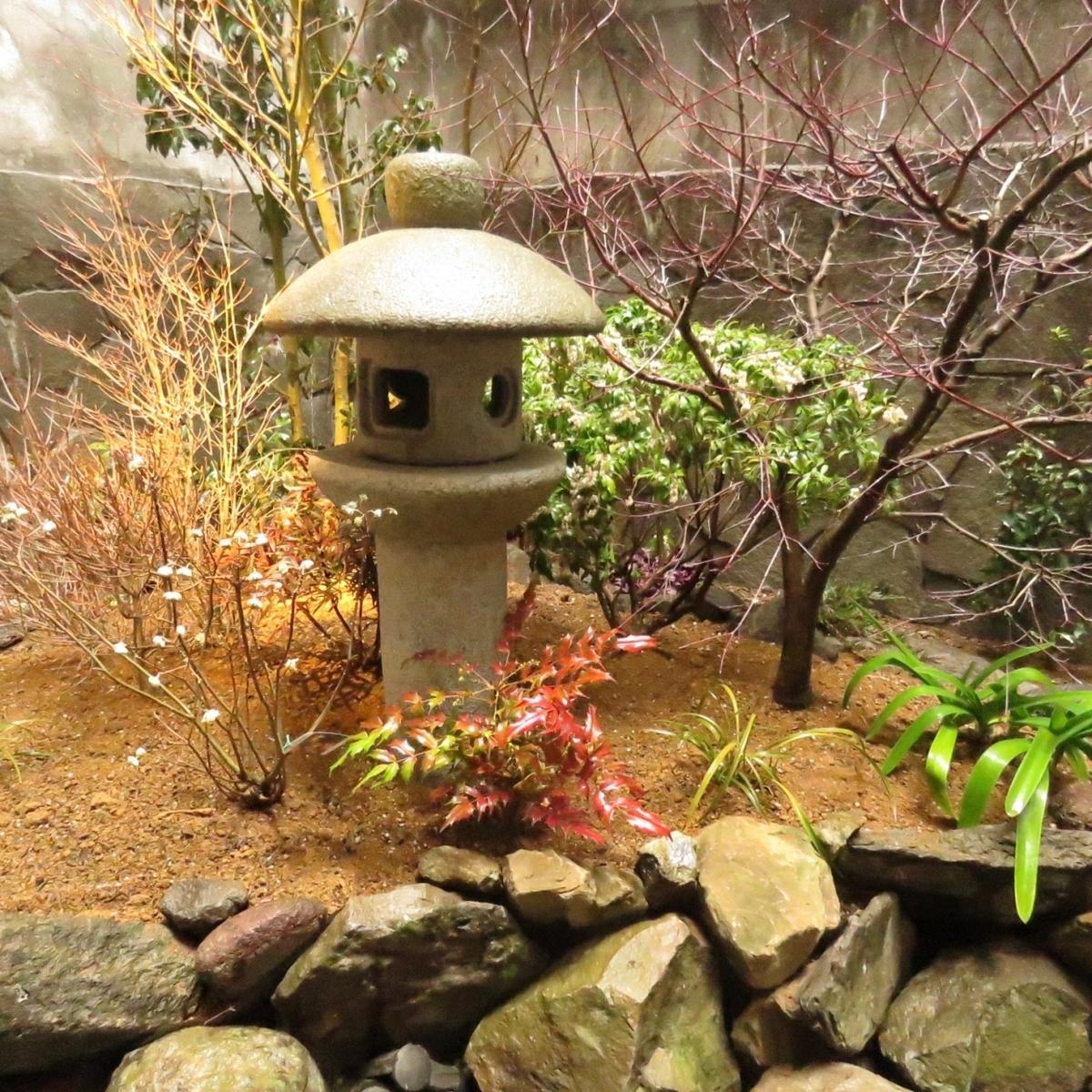 季節性庭院