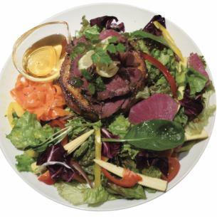山烤牛肉法国