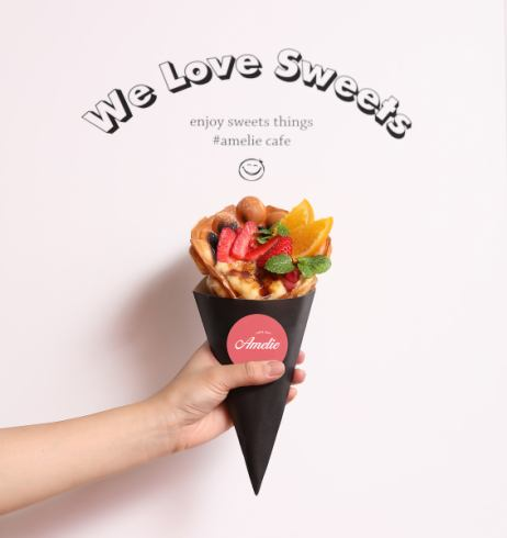 Nagoya's first supreme premium sweets ☆ 1 renewed food menu ♪