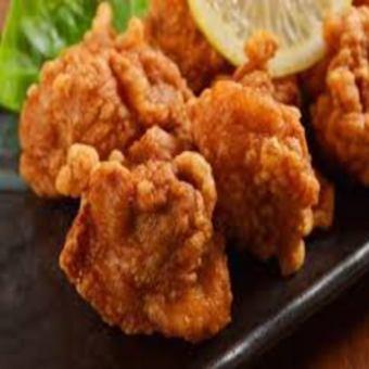ジューシー☆鶏の唐揚げ