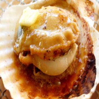 帆立のバター醤油(2個から)