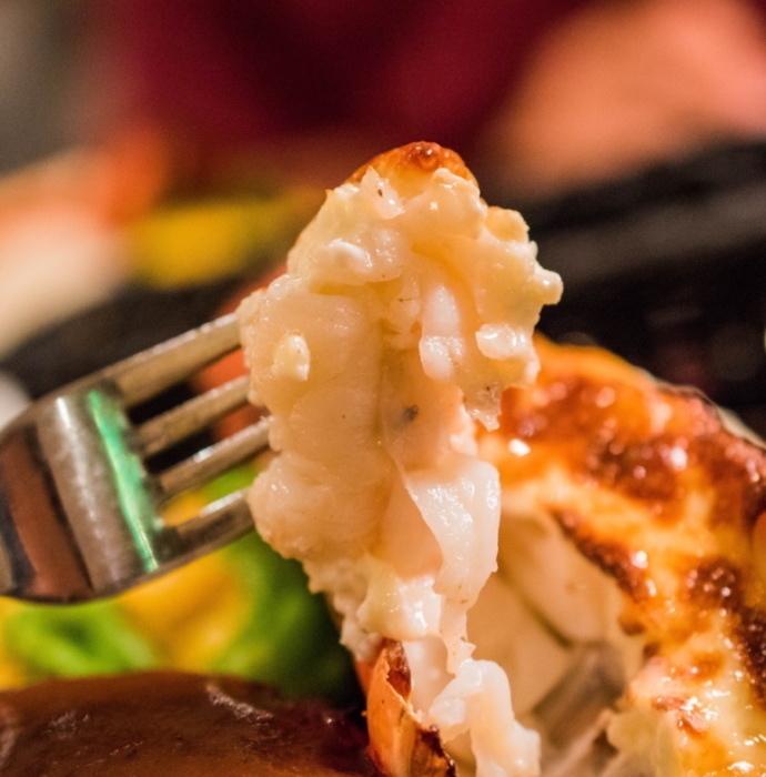 Lobster butter grill (half body)