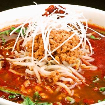 酸辣タン麺