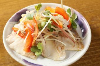 烤魷魚鯖魚