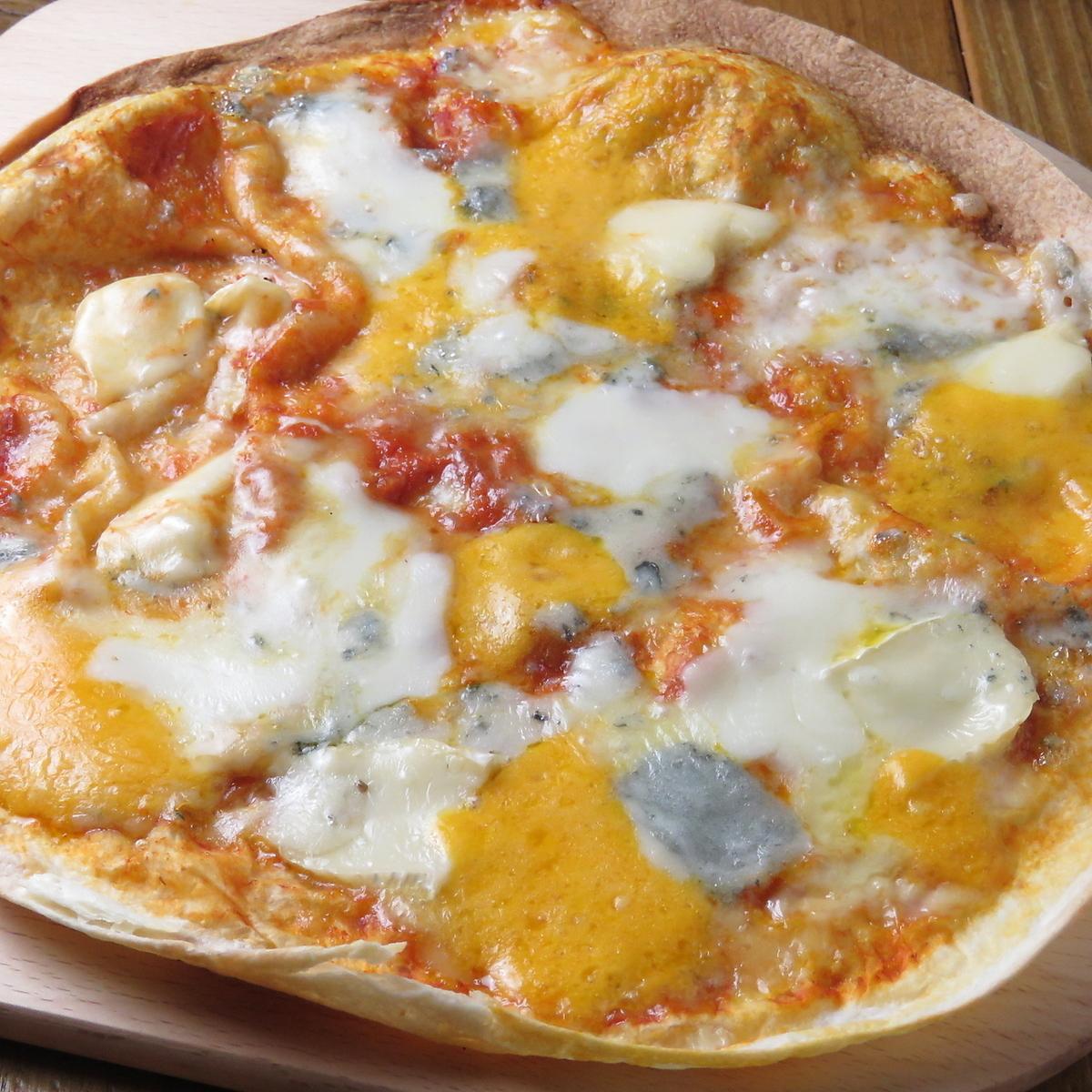 피자 콰트로 포르 매지