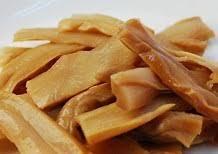 Menma / Daikon泡菜/ Changa / Salty of squid / Shiso garlic