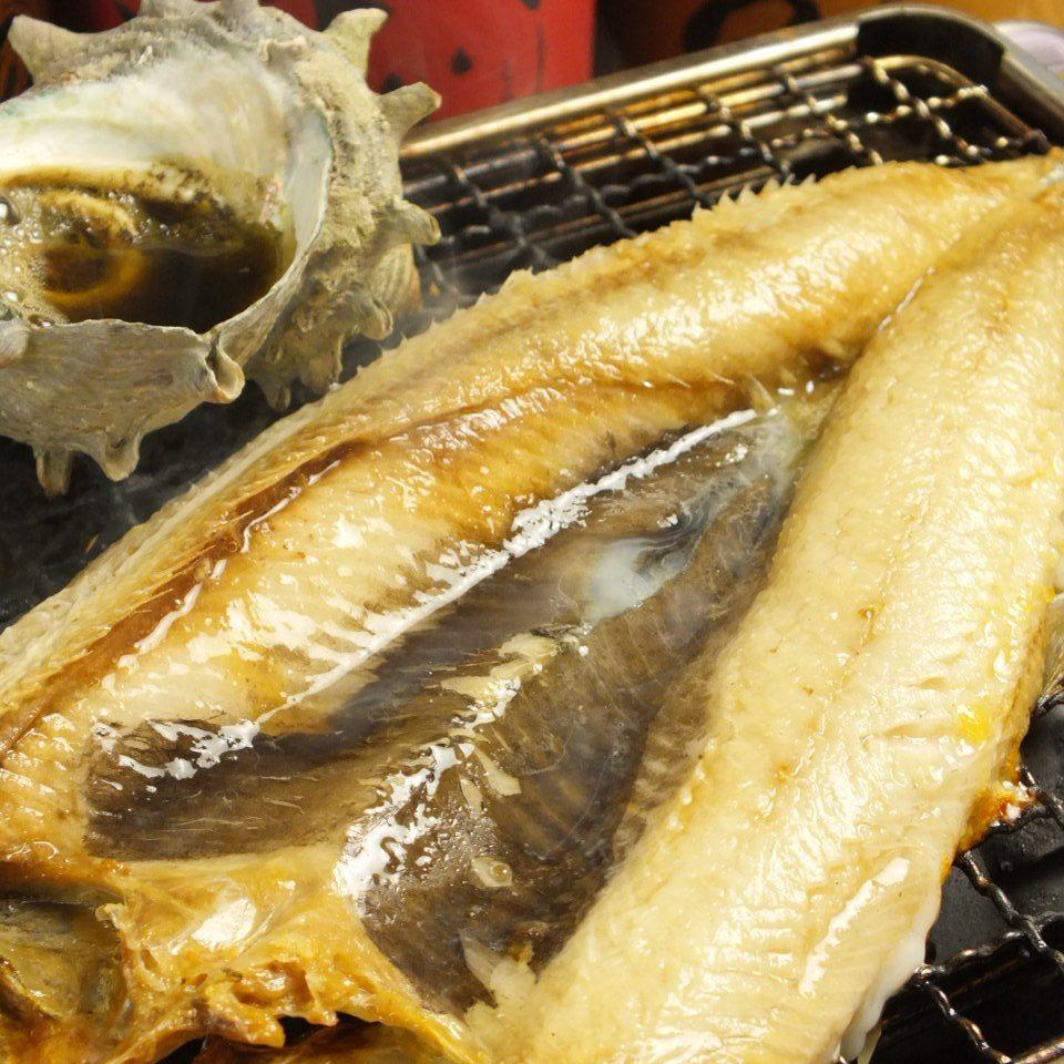 Shimamo / Iwashi /大豆鱿鱼烧/ Hott的开放/海鲷Ala