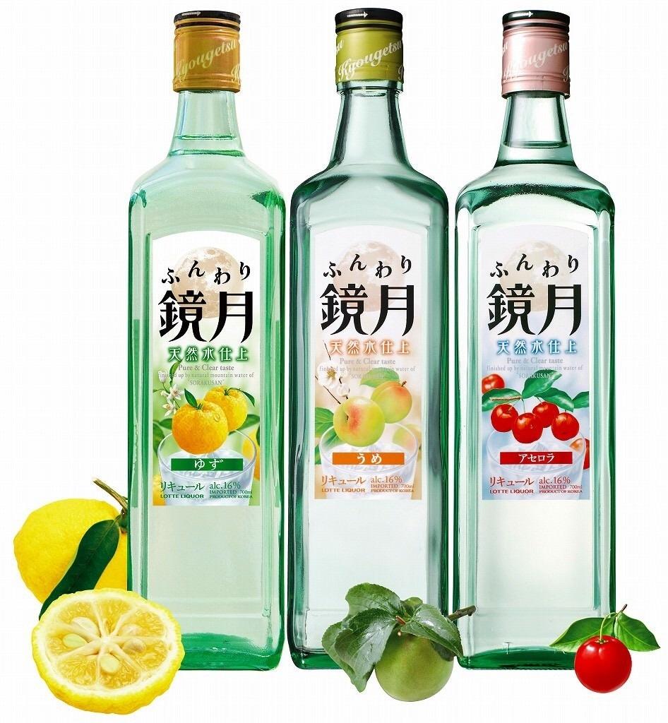 Kagamidō(Acerola·Yuzu·Plum·Shiso Lemon·頭等)